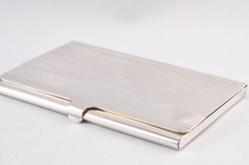 Cadou argint masiv portvizit gravabil