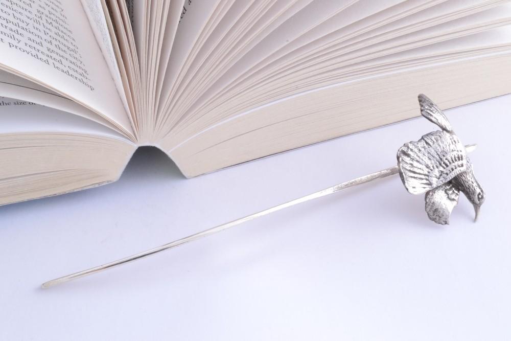 Semn de carte argint masiv