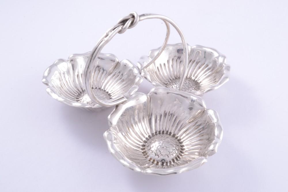 Obiecte argint masiv bomboniera