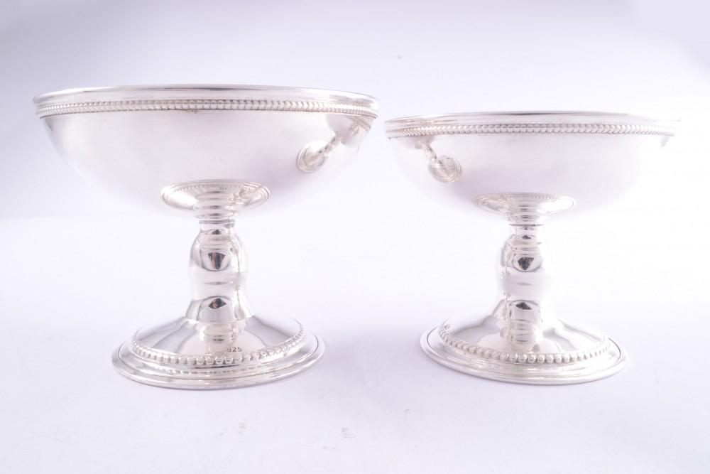 Pahar argint masiv - cupa/pahar sampanie