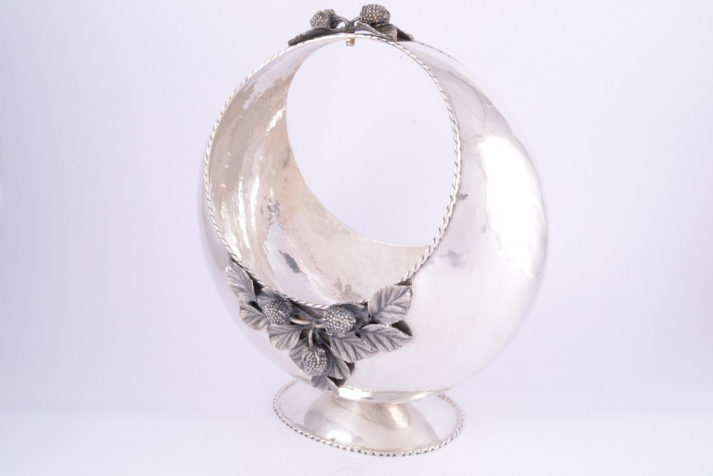 Fructiera - cosulet cadouri argint masiv