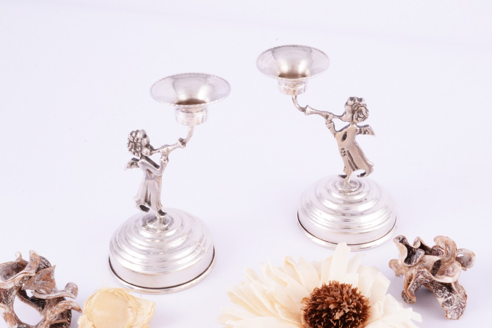 Obiecte  argint masiv sfesnic