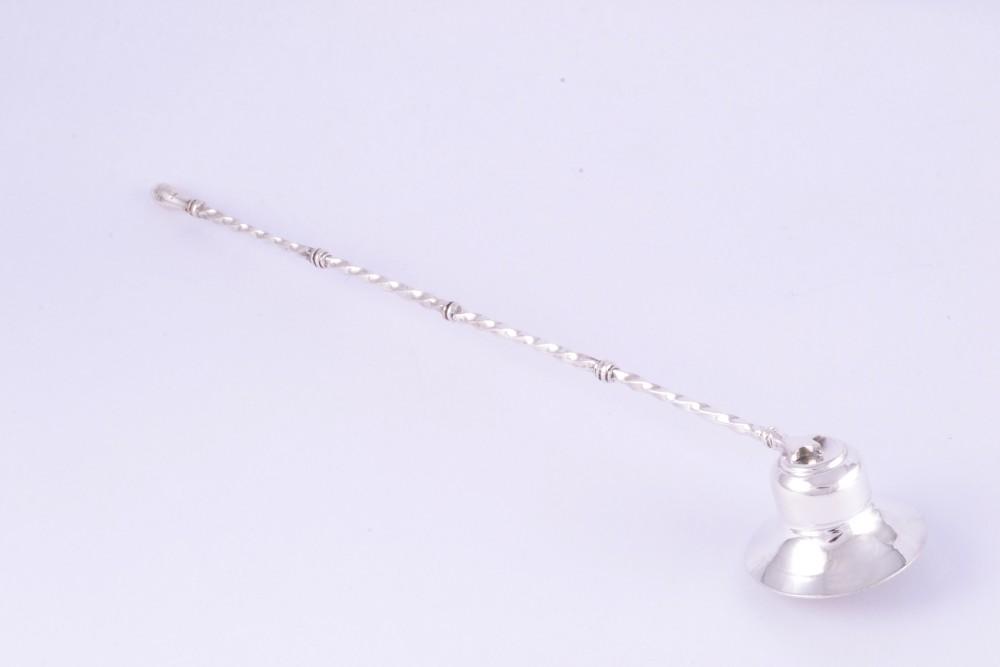Obiecte argint masiv capacel stingere lumanare
