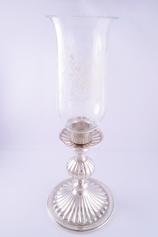 Cadouri argint masiv  sfesnic cu sticla termorezistenta