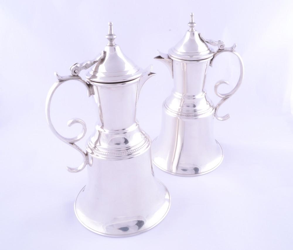 Set 2 oliviere argint masiv