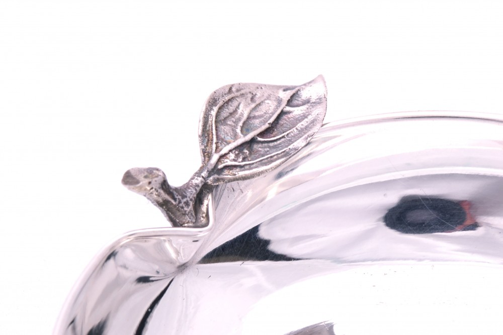 Bomboniera argint masiv forma mar
