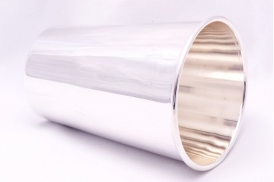 Pahar apa argint masiv - 175 ml.