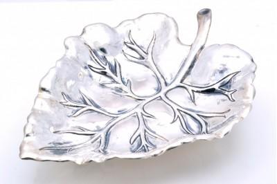Bomboniera argint masiv
